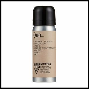 Quo Ethereal Mouse Foundation shade 1